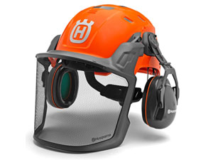 Husqvarna Forest Technical Chainsaw Helmets  SPECIAL OFFER ONLY £55